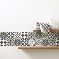 Tile Decals For Kitchen | Tile Design Ideas