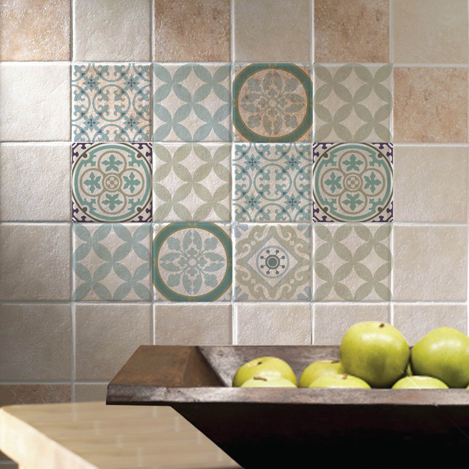 Free Kitchen Tiles