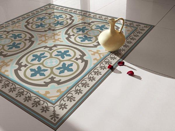 vinyl flooring decals