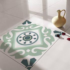 kitchen vinyl floor tiles ikea bar mix tile decals bathroom free 17 00