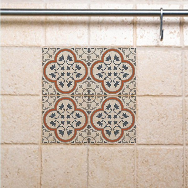 tile decals kitchen bathroom tiles vinyl wall floor tiles kitchen decoratiom free shipping 179