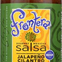 Frontera Salsa Jalapeno Cilantro 16 OZ (Pack of 3)