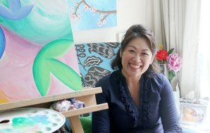How I Set up my First Solo Art Exhibition
