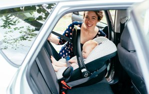 Taxi Baby, How a Tiny Locking Clip Built a Business