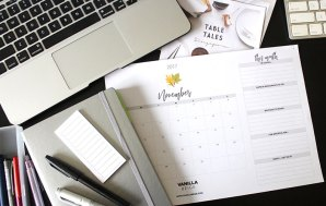 Our Monthly Planner and Calendar