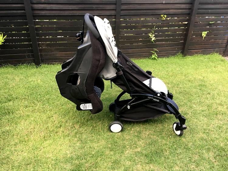 Taxi Baby stroller hacks