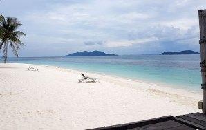 Rawa, a Rustic Island Paradise in Malaysia