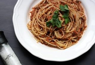 Vegan Bolognaise Recipe