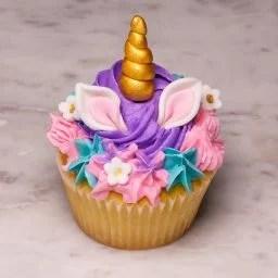 Baby Shower Boy 12 Mini Cupcakes