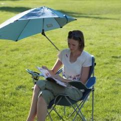 Folding Chair With Umbrella Outdoor Plastic Chairs Walmart Lawn Rainwear Mopar Clamp On Umbrellas Dodge