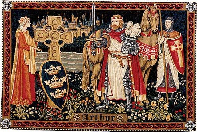 King Arthur - Lessons - Blendspace