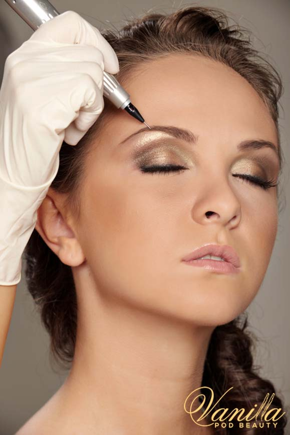 Semi Permanent Make Up Eyebrows Worthing