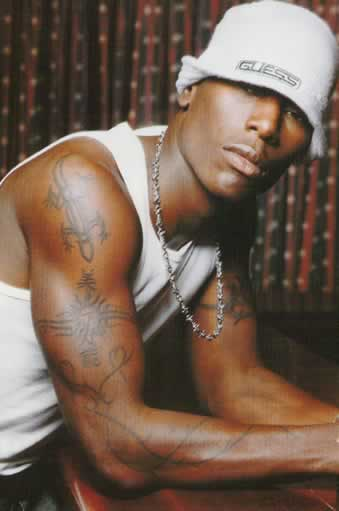 TYRESE Tattoos TATTOO PICS PHOTOS PICTURES OF HIS TATTOOS