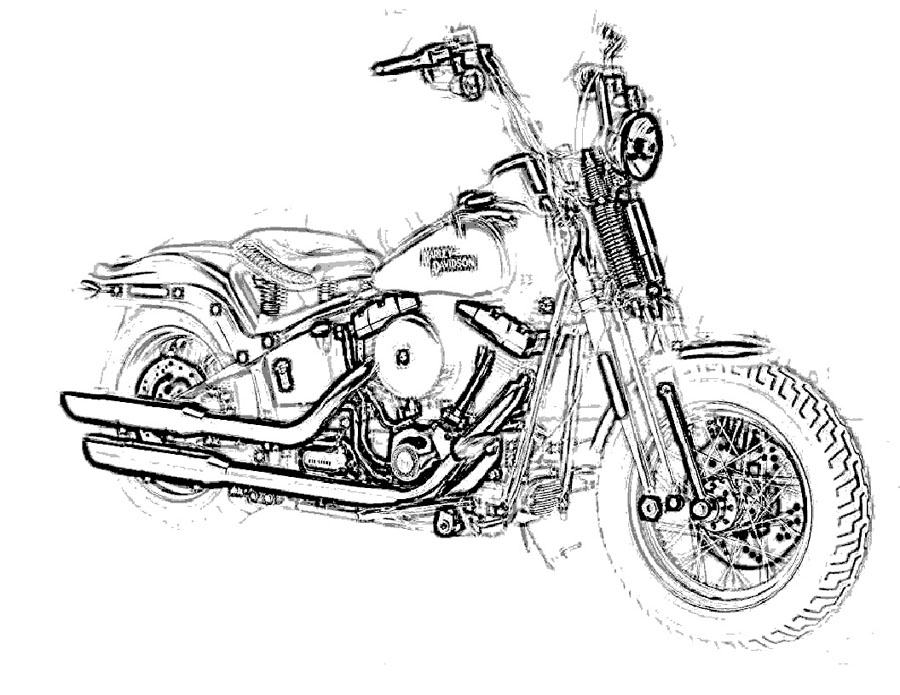 HARLEY DAVIDSON PICTURES, PICS, IMAGES AND PHOTOS FOR YOUR
