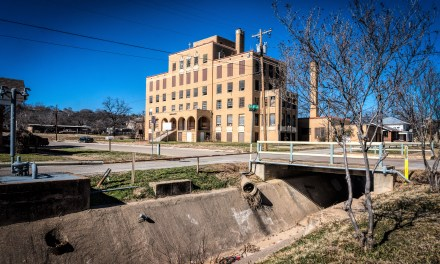 The Old Nazareth Hospital in Mineral Wells, Texas