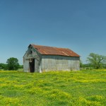 Old Barn Near Denison, Texas