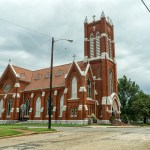St. Patrick's Catholic Church in Denison, Texas