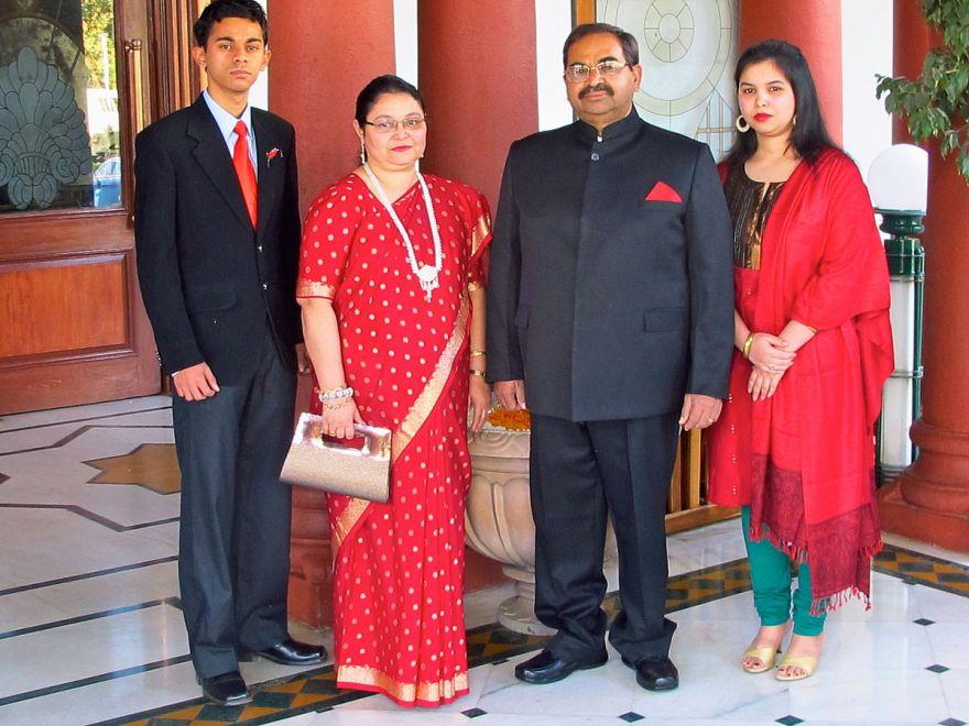La INDIA de las familias reales