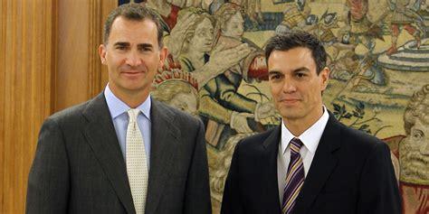 Su-Majestad-el-Rey-Felipe-VI-junto-al-Presidente-del-Gobierno-Pedro-Sanchez