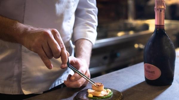 UNCONVENTIONAL BUBBLES las creaciones artístico-gastronómicas de 6 grandes chefs nacionales maridadas con Ruinart.