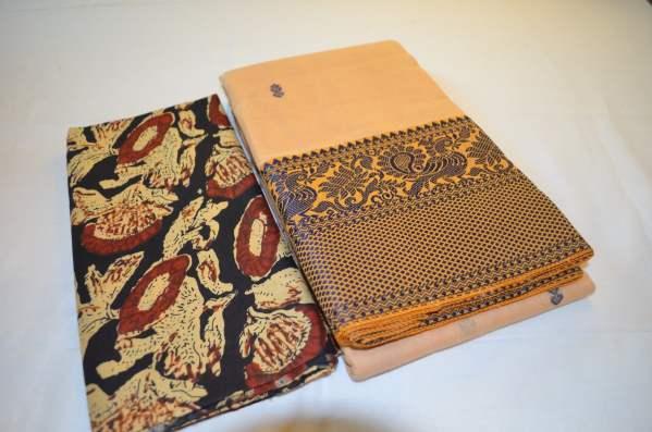 Chettinad Handloom Cotton - Thread Buttas