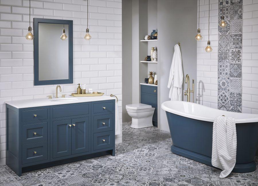 Eight Creative Ideas For Additional Bathroom Shelving Vanity Hall