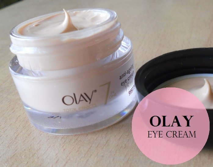 Olay Total Effects 7 In One Anti Ageing Eye Cream Review Price