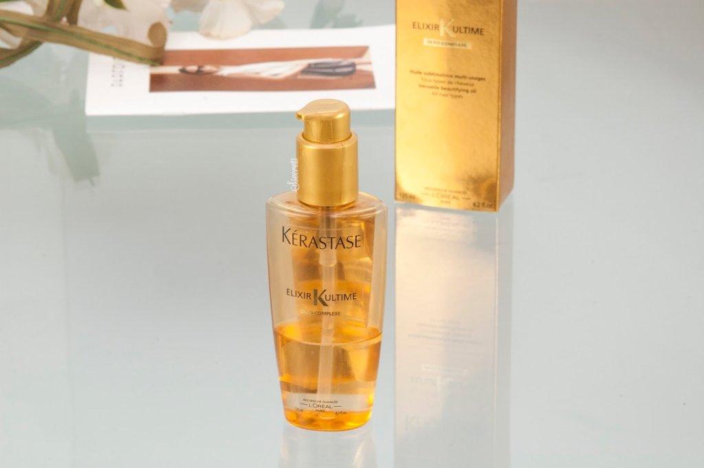 El aceite de Kerastase – Elixir K Ultimate