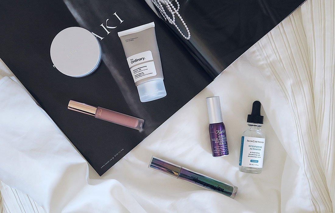 favoritos mejores productos de cosmética maquillaje enero