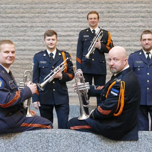 Trumpet Section of the Estonian Defence Orchestra