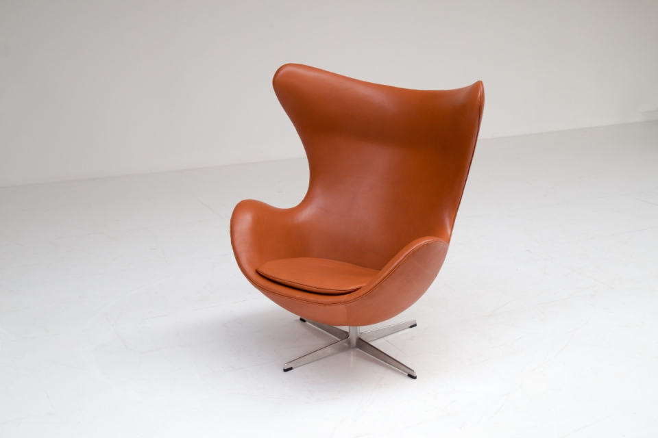 Egg chair  Vanlandschoote