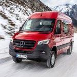 The 2019 Sprinter 4x4 The Ultimate Camper Van Vanlife Adventure
