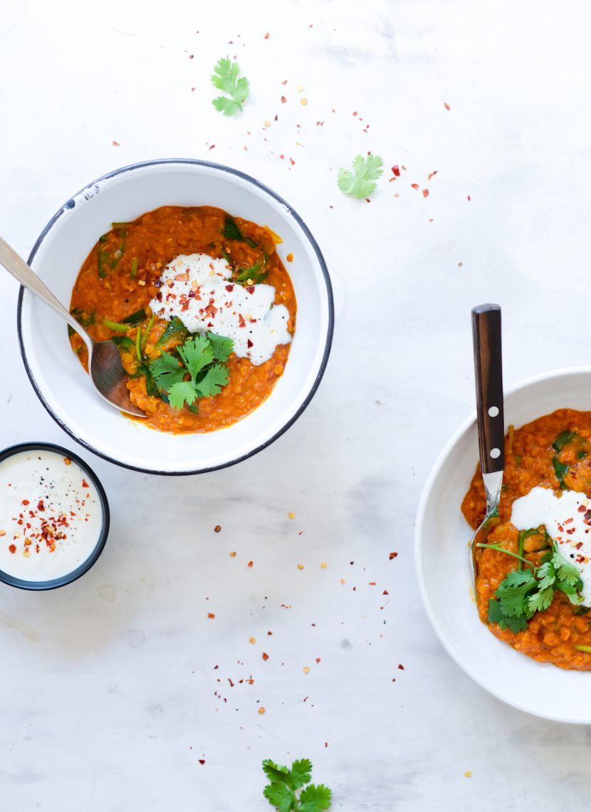Indisk dhal