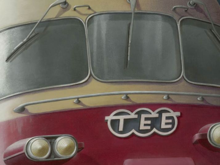 Detail Trans European Express