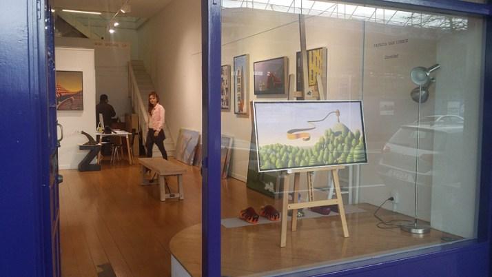 Exhibition Auckland