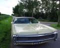 Chrysler Imperial on car transport