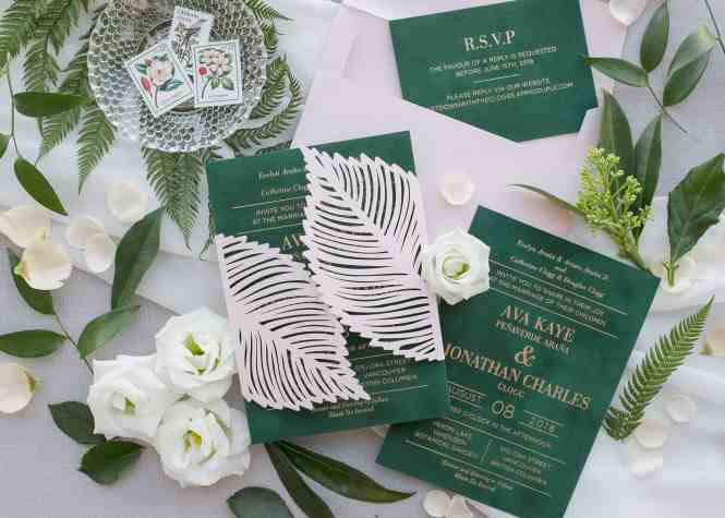 6 Wedding Invitation Designs We Re Crushing On Vancouver