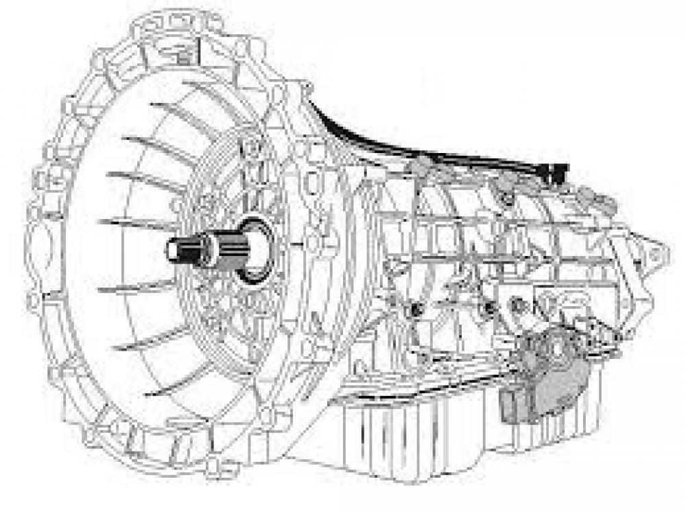 Ford 5R55N