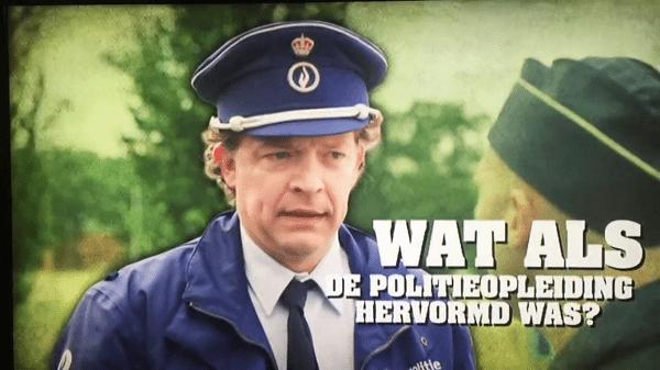 Wat als politieopleiding