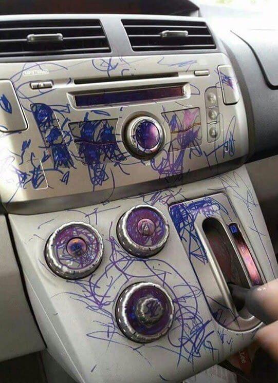 kinderen dashboard stift