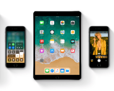 apple iphone ios 11