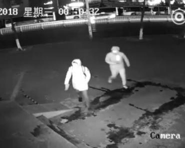 dieven shanghai dom inbrekers