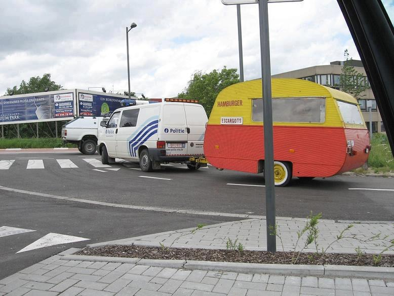 hamburgerkraam politie bob