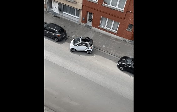 smart parkeren brussel