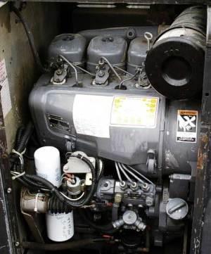 Lincoln Vantage 400 Diesel Engine Driven Welders; Miller