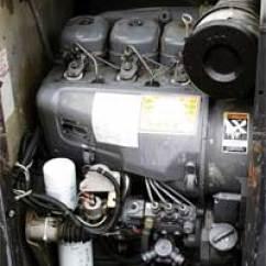 Light Wiring Diagram House Vauxhall Vectra C Lincoln Vantage 400 Diesel Engine Driven Welders; Miller