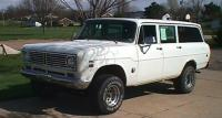 [spotted] International Harvester Scout : cars