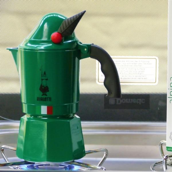 Bialetti Espresso Maker Alpina 3 cups