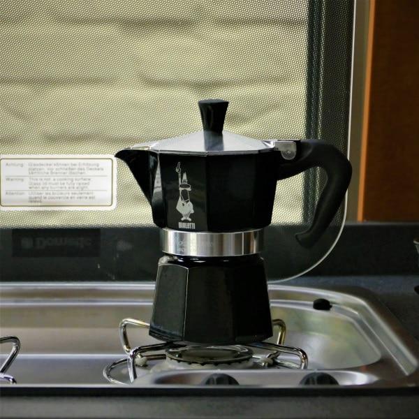 Bialetti Moka Express Black - 3 cups