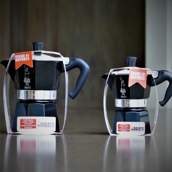Bialetti Moka Express Black 1 cup